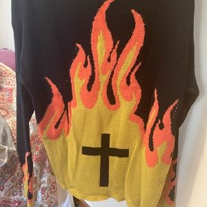 UNIF Flame Sweater